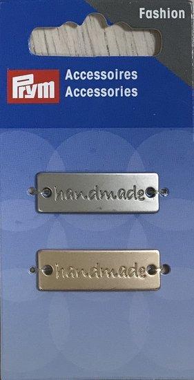 Label handmade
