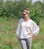 Vita blouse voor dames en tieners_
