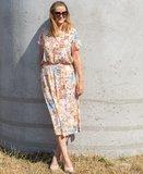 Lux jurk voor dames en tieners_