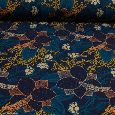 sweater gedistilleerde bloemen