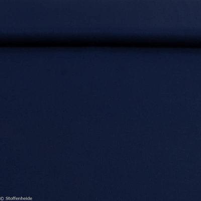 viscose twill - blauw