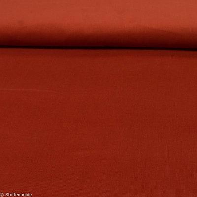 Fijne ribfluweel: terracotta