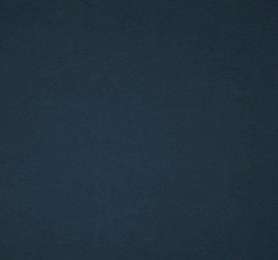 Tricot marineblauw