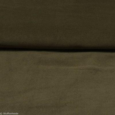 Ribfluweel - Kaki