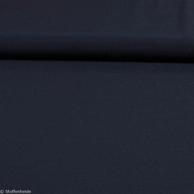 Satijn donkerblauw