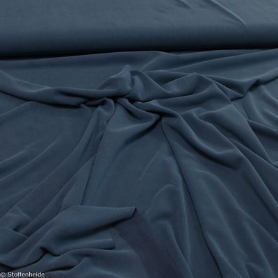 Modal jersey blauw 110 cm