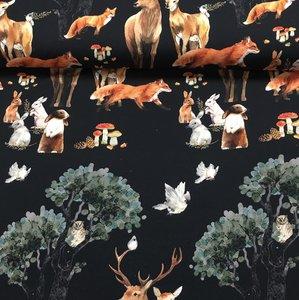 Sweater: winteranimals