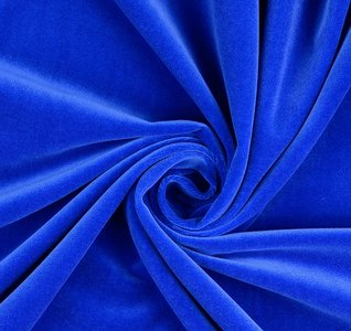 Nicky: koningsblauw