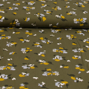 Secret garden: viscose twill