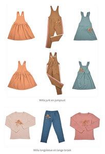 Willa jurk & jumpsuit: Beletoile